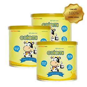 Combo 3 Sữa non COLOMI dành cho trẻ em (200g)