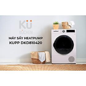 MÁY SẤY HEAT PUMP ( BƠM NHIỆT) DKD 810420 – Hãng KUCHEN Đức – Hàng Chính Hãng