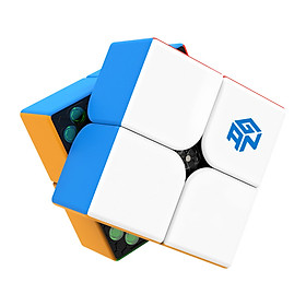 Rubik 2x2 GAN 251 M 2x2x2 stickerless hiệu Gan