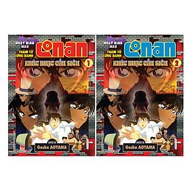 Combo Thám Tử Lừng Danh Conan - Khúc Nhạc Cầu Siêu (2 Tập)(Tái Bản)