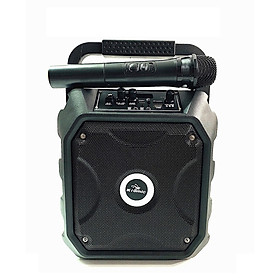 Loa Karaoke Bluetooth Kiomic K68 Có 1 Micro Không Dây - Hàng Nhập Khẩu