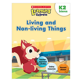 Learning Express K2: Living And Non Living Things