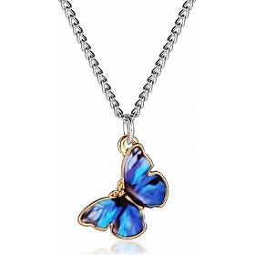 Dây Chuyền | Dây Chuyền Nữ Hình Con Bướm Xinh XBDB46 - Bảo Ngọc Jewelry