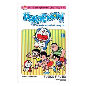 Doraemon - Chú Mèo Máy Đến Từ Tương Lai Tập 41 (Tái Bản 2019)