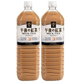 Combo 2 chai trà sữa Kirin Nhật Bản 1.5L