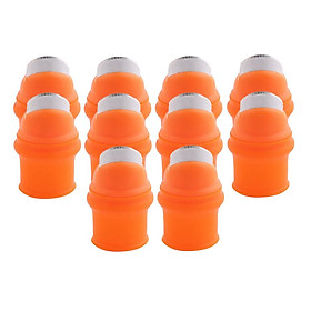 10pcs Silicone Thumb  Vegetable Cutter Finger Thumb Plant Cutter Large