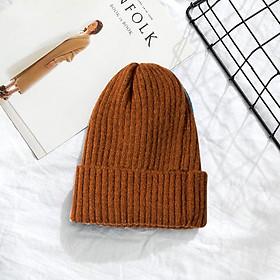 Mũ len vintage trend đông 2021