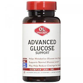 Thực phẩm chức năng hỗ trợ tiểu đường - Advanced Glucose (60 viên/ 1 lọ)