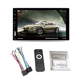 7701 6.6 Inch Touch Screen Car Multimedia Player Bluetooth Hands-free Call