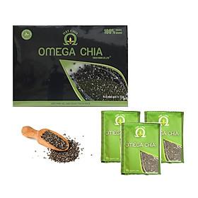 Hạt Chia Mỹ Omega Chia 990g (66 gói x 15g)