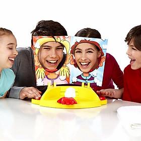 Pie face showdown - Trò chơi úp kem lên mặt
