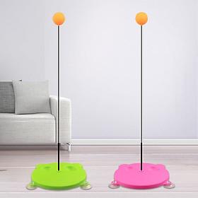 Bộ đánh bóng bàn tập phản xạ - bóng bàn trong nhà