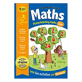 Leap Ahead: 9-10 Years Maths