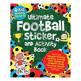 Ultimate Football Sticker and Activity Book