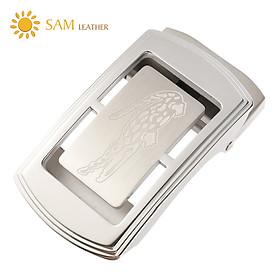 Mặt Khóa Thắt Lưng - Đầu Khóa Thắt Lưng SAM Leather SMDN040ISB