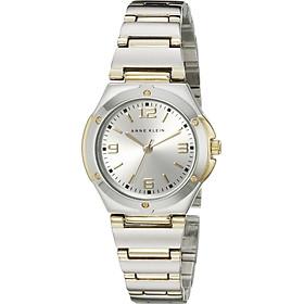 Đồng hồ nữ Đồng hồ nữ Anne Klein Women's 108655SVTT Two Tone Round Dress Watch