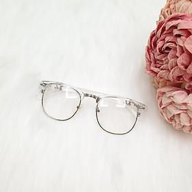 Gọng kính cận thời trang KAVI A144  Màu trắng dành cho nữ