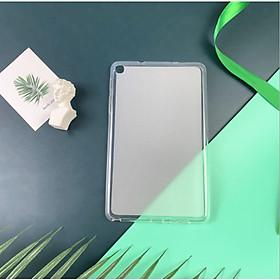 Ốp silicon cho Samsung Galaxy Tab A8 Spen P205 - Silicon dẻo nhám chống bám vân tay