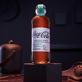 Coca Cola Sig Mixers HERBAL 200ml - Coca Cola Sig Mixers Vị Thảo Mộc 200ml