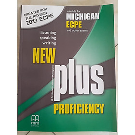MM Publications: New Plus Michigan Proficiency Student's Book