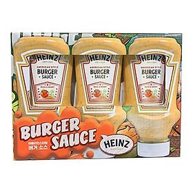 HEINZ Burger Sauce 230g x 3P