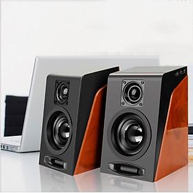 Bộ Loa Máy Tính Mini 950 Để Bàn Cao Cấp Âm Thanh Siêu Trầm Hỗ Trợ USB 2.0