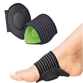 Bộ 2 đế lót thể thao,đệm giày,hỗ trợ giảm đau foot ama52-3