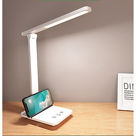 Đèn Bàn Học LED USB Di Động Cao Cấp Có Thể Gập Hai Chỗ – 03 Chế Độ Ánh Sáng Vàng Bảo Vệ Mắt Chống Cận - Hàng Chính Hãng  miDoctor