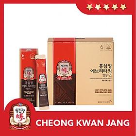 Tinh Chất Hồng Sâm Pha Sẵn KGC Cheong Kwan Jang Everytime Balance 30 Gói