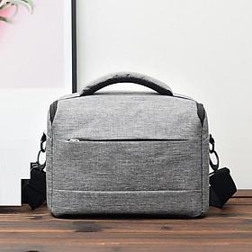Túi đựng máy ảnh thời trang K883 - Xám