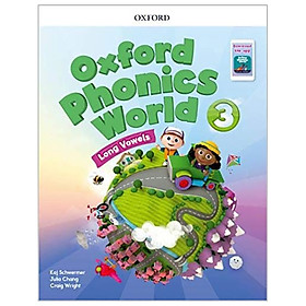 Oxford Phonics World Refresh 3 Students Book Pack