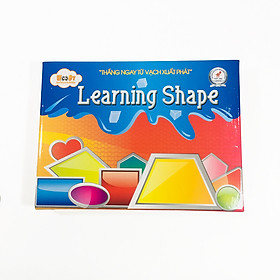 Learning Shape Bé Học Ghép Hình