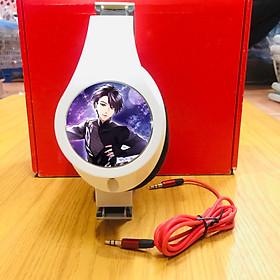 Tai nghe Yuri!!! On Ice headphone ốp tai nhiều mẫu