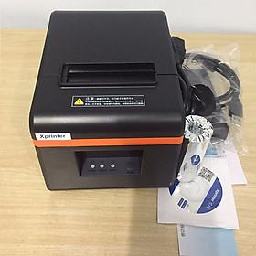 Máy in nhiệt - in hóa đơn ( bill) Xprinter -N160I LAN - Hàng chính hãng