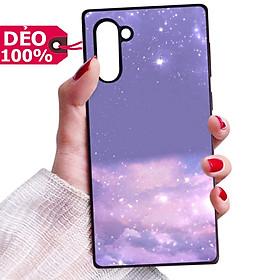 Ốp Lưng họa tiết màu tím mộng mơ dành cho Samsung đủ dòng Samsung Note 4 / 5 / 8 / 9 / 10 / 10 Plus / 10 Lite / 10 Pro / 20 / 20Ultra