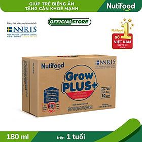 Biểu đồ lịch sử biến động giá bán Thùng 48 hộp sữa bột pha sẵn GrowPLUS+ Xanh 180ml