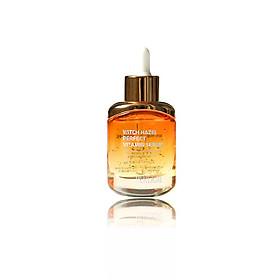 Tinh chất dành cho da mụn và sẹo rỗ , sáng da , ngừa thâm Derladie Witch Hazel Perfect Vitamin Serum  35ml