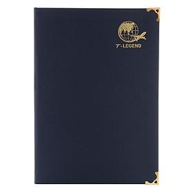 Sổ Ck T-Legend Bìa Da Màu 168 Trang TIE (18 x 26 cm)