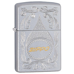 Bật Lửa Zippo Gold Script 29512