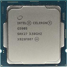 CPU Intel Celeron G5905 (3.50GHz, 4M, 2 Cores 2 Threads) Box hàng chính hãng