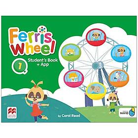 Ferris Wheel Level 1 Student's Book With Navio App