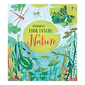 Usborne Look Inside: Nature