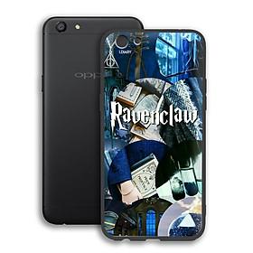 Ốp lưng Harry Potter cho điện thoại Oppo F3 - Viền TPU dẻo - 02059 7789 HP05 - Hàng Chính Hãng