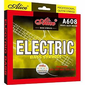 Dây đàn Guitar Bass Alice A608