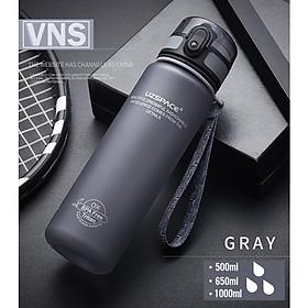 Bình Nước Thể Thao Chất Liệu TriTan UZSPACE - BPA Free An Toàn Cho Sức Khỏe, Chịu nhiệt -20°C~96°C (500ml, 650ml, 1000ml)