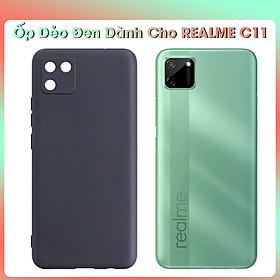 Ốp lưng Silicon Dẻo Dành cho Realme C11- Hàng Chính Hãng