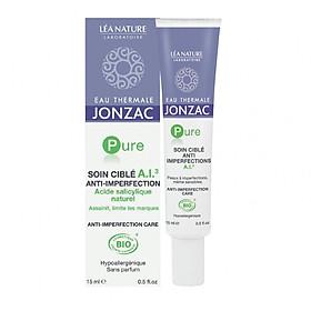 Gel Dưỡng Da Giảm Mụn và Làm Mờ Vết Thâm Eau Thermale Jonzac Pure Anti-Imperfection Care 15ml