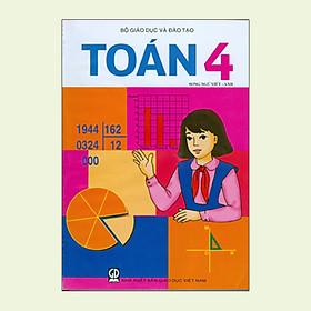 Toán 4 (Song Ngữ Anh - Việt)