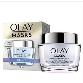 Mặt nạ ngủ Olay Mask săn chắc da Olay Overnight Gel Mask Firming 50ml