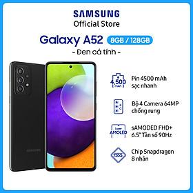 Điện Thoại Samsung Galaxy A52 (8GB/128GB) - Hàng Chính Hãng